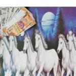 घर में दौड़ते घोड़ों की तस्वीर प्रगति का सूचक