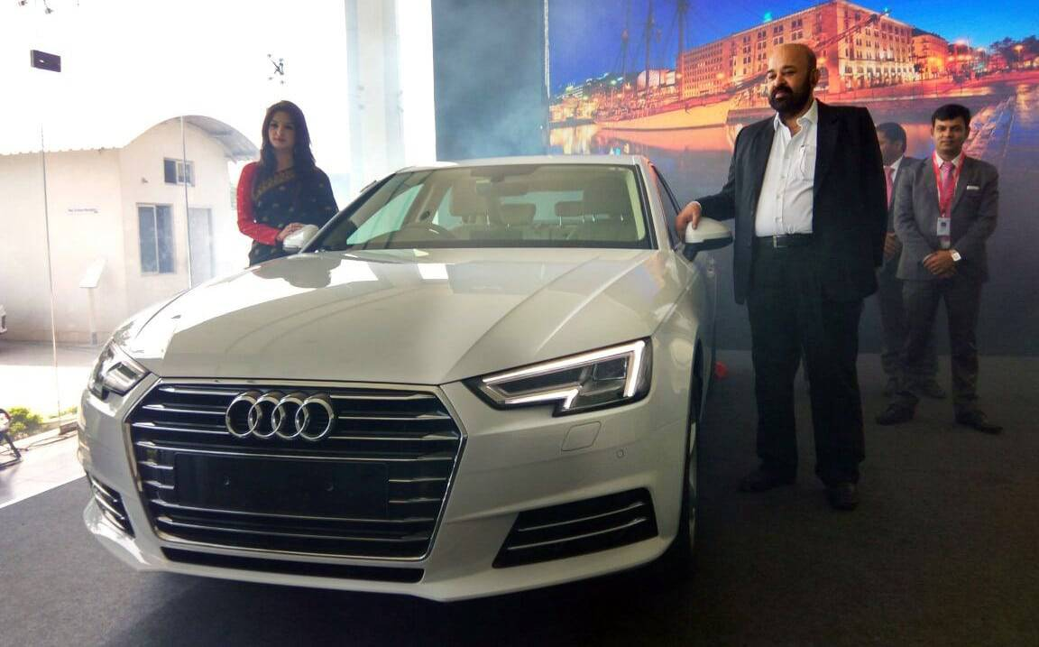 Audi Launches All New A4 In Guwahati The News Mill