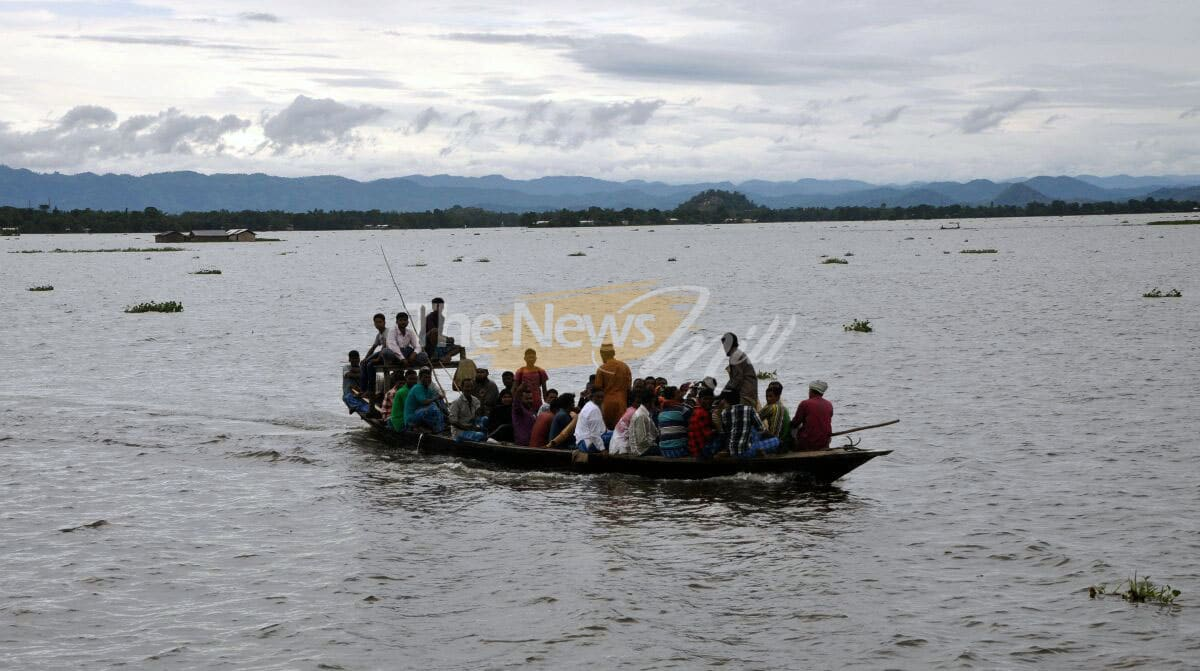 Assam flood situation turns critical, toll rises to 49
