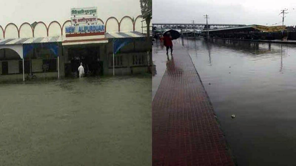 All Trains to Northeast Stopped Till August 20 Due to Flood