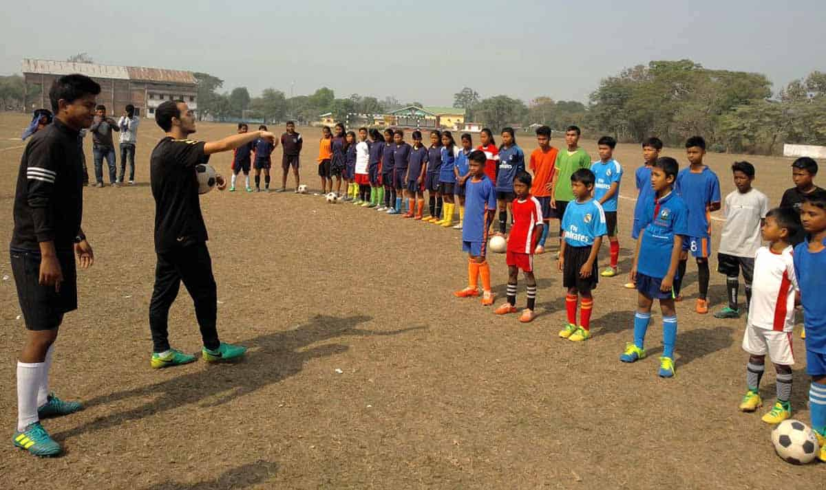 Guwahati To Have Football Academy Soon