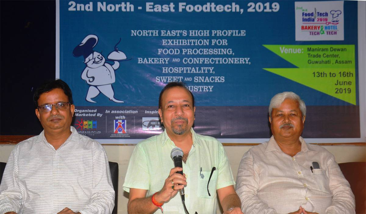 North East Foodtech 2019 from June 13-16 in Guwahati | The