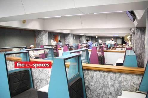 Inside the trading floor