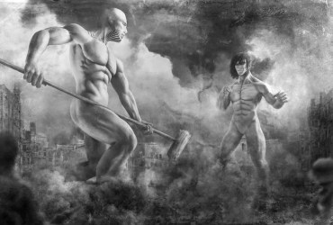 War Hammer Titan: The Super Powerful Character in Attack On Titan!