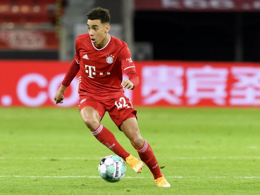Bayern Munich has Jamal Musiala