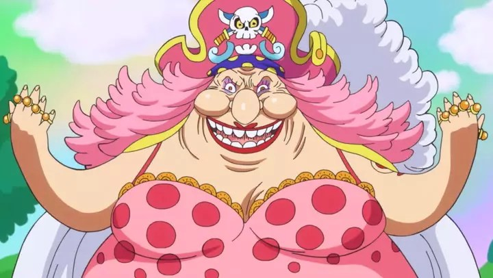 Big Mom from One Piece