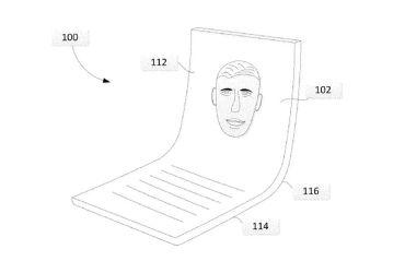 Google patents future foldable smartphone technology