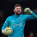 Man City interested in Watford keeper Ben Foster