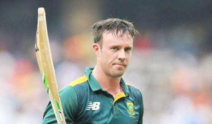 AB De Villiers won't return from retirement for T20 WC