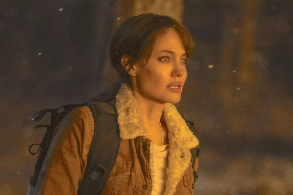 Angelina Jolie Shines Again