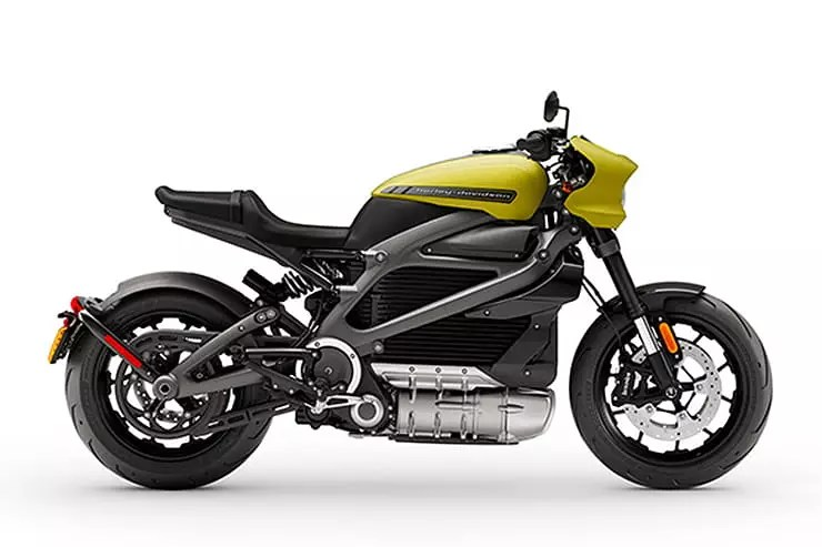 Harley-Davidson joins electric vehicle club by launching all electric motorcycle brand LiveWire