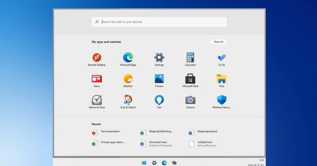 Microsoft has shelved Windows 10X developments to optimize existing Windows 10