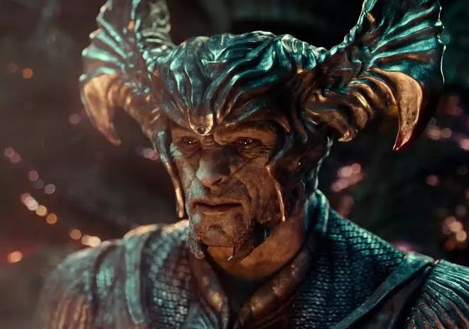 What was the Role of Steppenwolf in Justice League 2017?