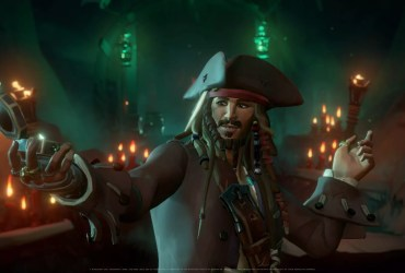 Sea of Thieves: A new trailer with Jack Sparrow