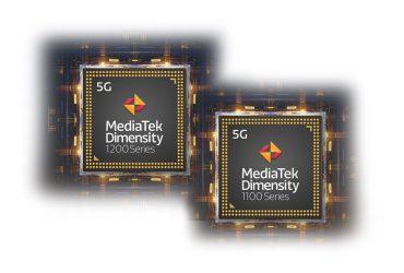 MediaTek unveils two 6nm Dimensity processors
