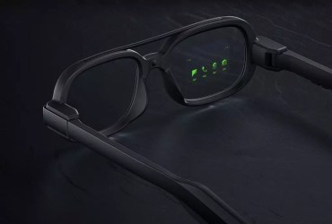 Xiaomi demonstrates a concept smart glasses with MicroLED display and AR capability
