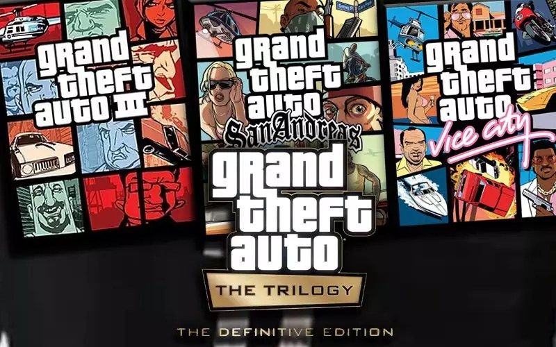 Rockstar Games will release Grand Theft Auto trilogy shortly