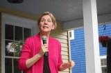 Sen. Elizabeth Warren Declares Trump 'Embraces Dictators of All Stripes'