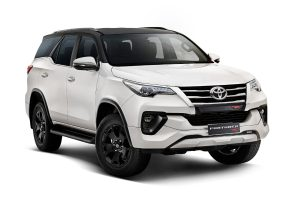 Toyota Kirloskar Motor Launches Sporty New Fortuner TRD Limited Edition