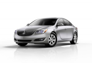 2014 Buick Regal Overview