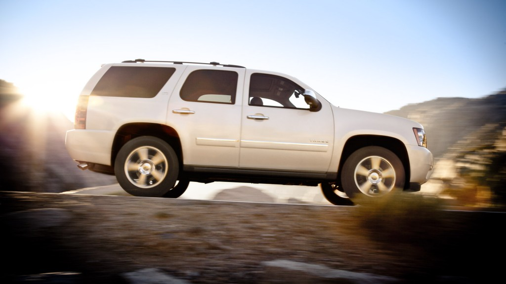 GM Off Road SUVs Making The Tahoe And Yukon More Off Road