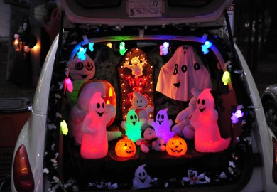 Decorating Ideas For Trunk Or Treat