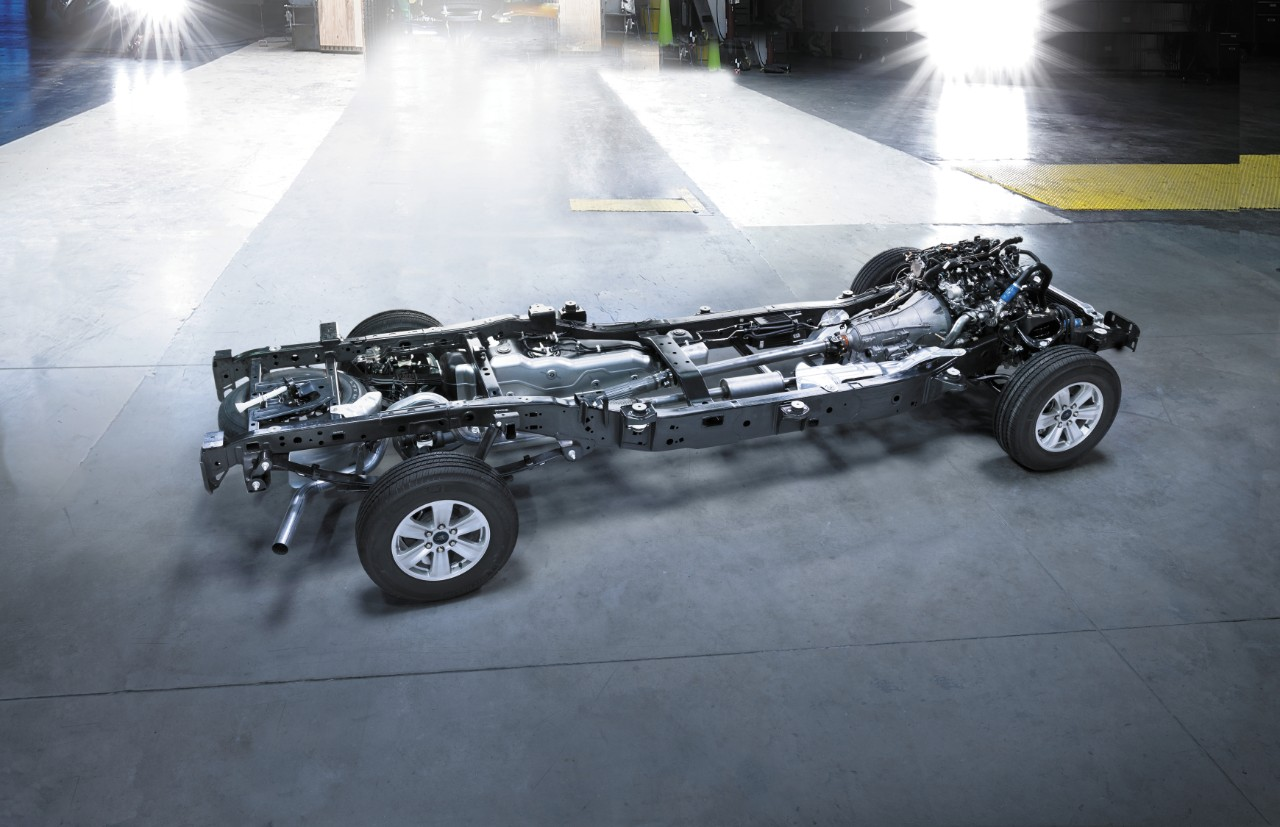 hight resolution of f 150 frame