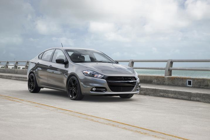 Five Chrysler Group Models Lead in Top Quality Awards - Dodge Dart