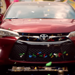 All New Camry Commercial Oli Mesin Untuk Grand Avanza 2015 Toyota Commercials Released The News Wheel