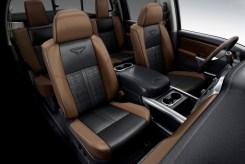 2016 Nissan Titan XD Interior