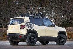 2015 Easter Jeep Safari Concepts | Jeep Renegade Desert Hawk