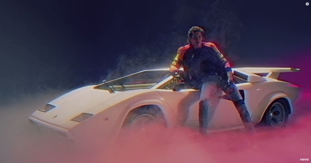 Wallpaper Hd Miami Cars David Hasselhoff S True Survivor Music Video Showcases