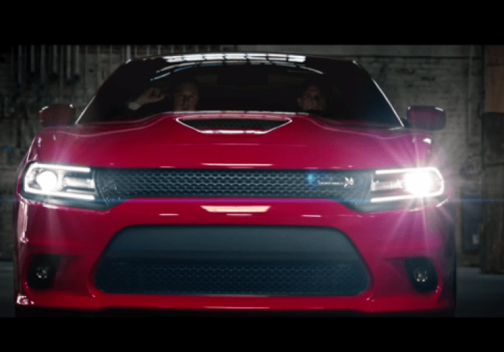 Morse Code In Dodge Commercial
