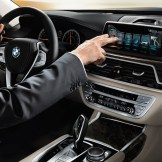 2016 BMW 7 Series Controls