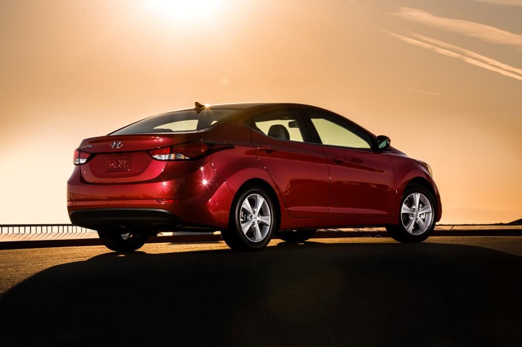 2016 Hyundai Elantra Overview The News Wheel