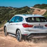 BMW X1 Exterior 2
