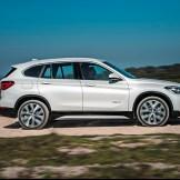 BMW X1 Exterior 4