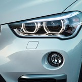 BMW X1 Headlights