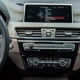 BMW X1 Infotainment