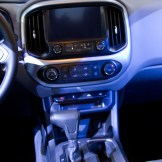 Chevrolet Colorado Interior Infotainment