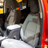 Chevrolet Colorado Interior Seats