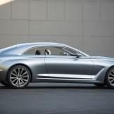 Hyundai Vision G Coupe Concept profile