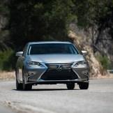 2016 Lexus ES Driving