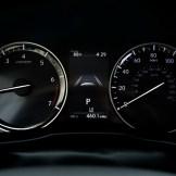 2016 Lexus ES Dials