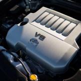 2016 Lexus ES engine