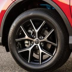 All New Camry Hybrid Alphard 2016 Toyota Rav4 Overview - The News Wheel