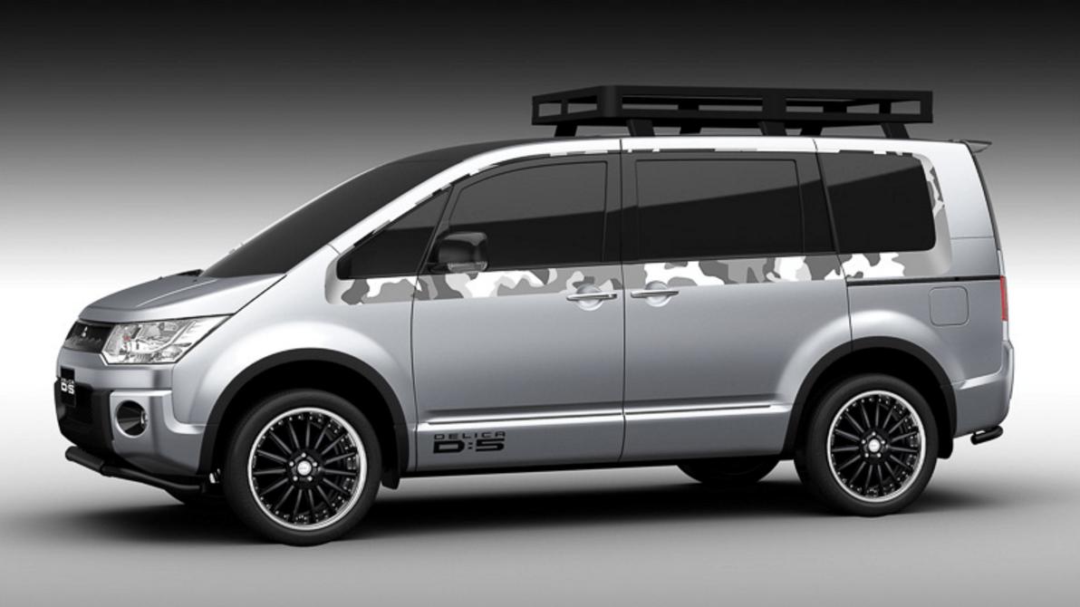 Four Customized Mitsubishi Models Prepared for Tokyo Auto Salon  The News Wheel