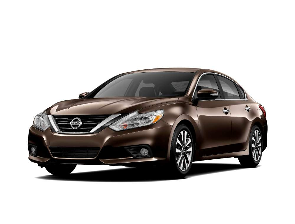 2016 Nissan Altima Overview  The News Wheel