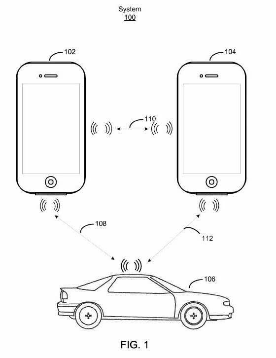 Potential Apple Car Key Could Be as Simple as an iPhone