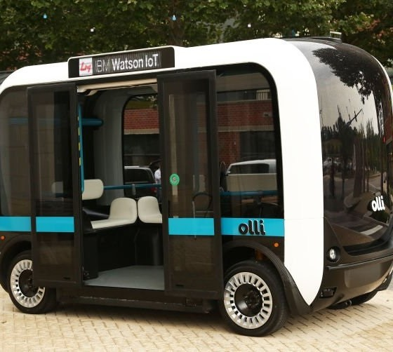Driverless Car Has IBMs Watson As Its Copilot The News